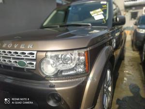 Land Rover LR4 2011 V8 Gold   Cars for sale in Lagos State, Surulere