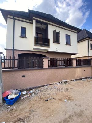 Four 4 Bedroom Detached Duplex at Ajah | Houses & Apartments For Sale for sale in Lagos State, Ajah