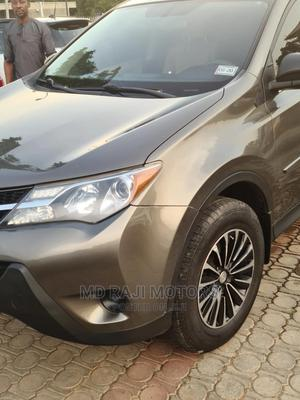 Toyota RAV4 2014 LE 4dr SUV (2.5L 4cyl 6A) Gray | Cars for sale in Abuja (FCT) State, Garki 2
