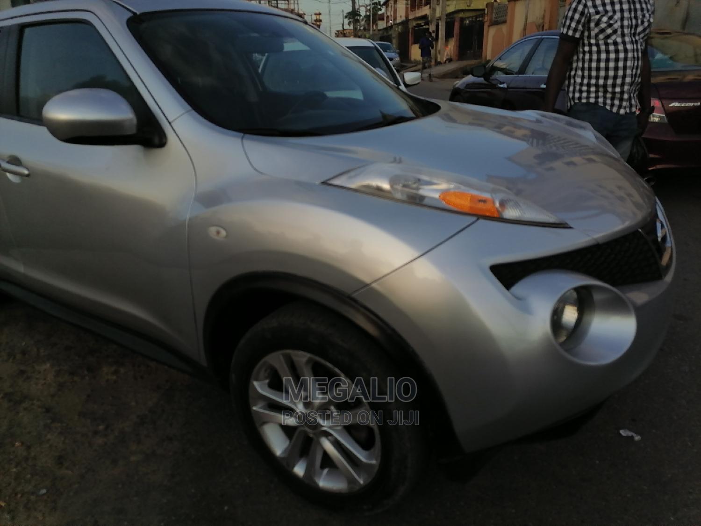 Nissan Juke 2012 Silver | Cars for sale in Ikeja, Lagos State, Nigeria