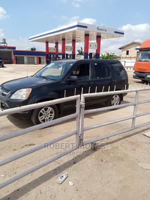 Honda CR-V 2005 2.0i ES Automatic Black | Cars for sale in Edo State, Benin City