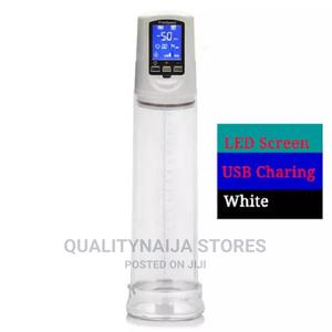Electric Penis Pump With LCD | Sexual Wellness for sale in Lagos State, Yaba