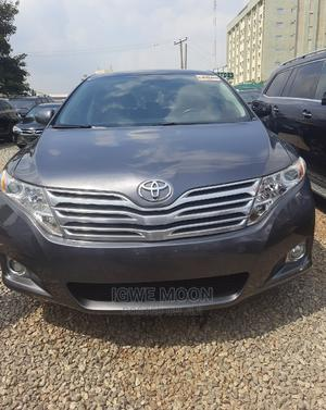 Toyota Venza 2012 V6 AWD Gray   Cars for sale in Abuja (FCT) State, Central Business District