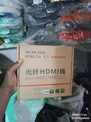 HDMI Cable 50m 4k UHD | Accessories & Supplies for Electronics for sale in Lagos State, Ojo