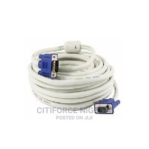 VGA Cable - 20m - Male to Male   Computer Accessories  for sale in Lagos State, Ikeja