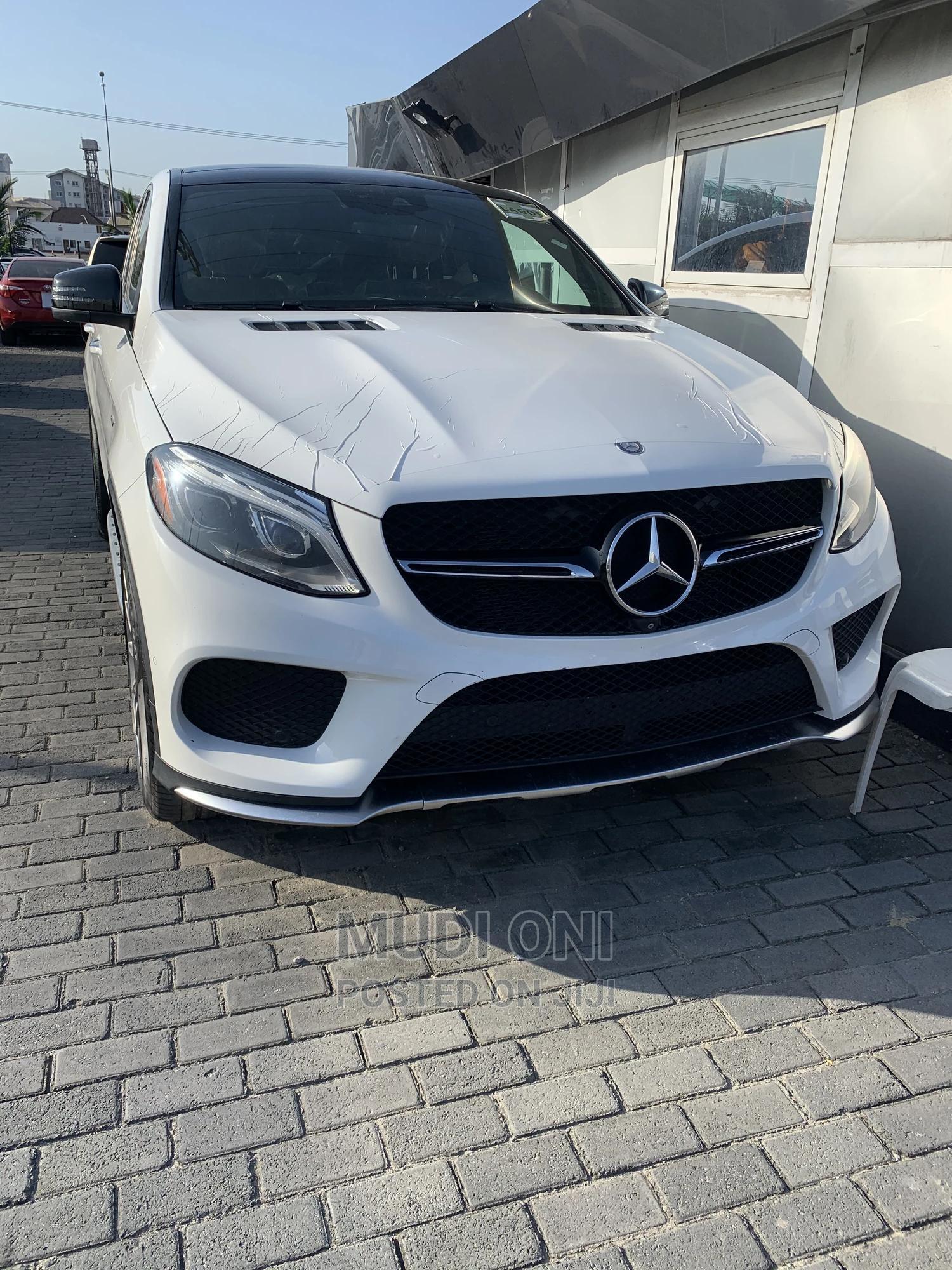 Archive: Mercedes-Benz GLE-Class 2016 White