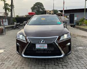 Lexus RX 2016 Brown   Cars for sale in Lagos State, Ikeja