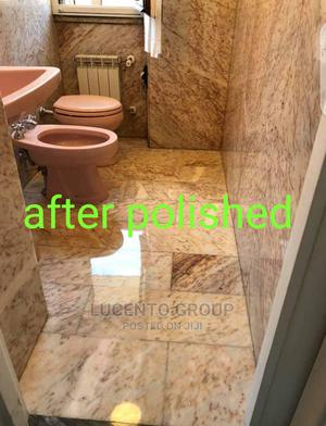 Marble, Granite, Terrrazzo Stone Restoration, Polishing   Cleaning Services for sale in Abuja (FCT) State, Guzape District