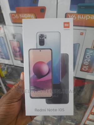 New Xiaomi Redmi Note 10S 128 GB Blue | Mobile Phones for sale in Lagos State, Ikeja