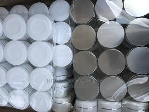 Cream Containers Lotion Containers | Manufacturing Materials for sale in Lagos State, Victoria Island