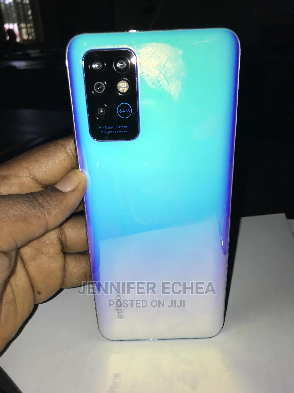 Infinix Note 8 (x692) 128 GB Blue | Mobile Phones for sale in Awka, Anambra State, Nigeria