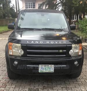 Land Rover LR3 2009 Base AWD Black | Cars for sale in Lagos State, Ajah