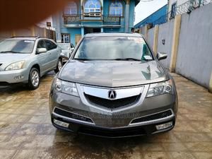 Acura MDX 2007 Green   Cars for sale in Lagos State, Alimosho