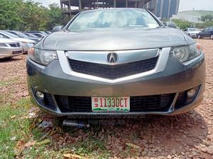 Acura TSX 2011 2.4 Gray   Cars for sale in Abuja (FCT) State, Central Business District