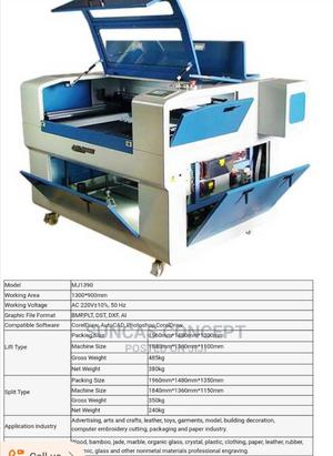 Lazer Engraving and Cutting Machines   Printing Equipment for sale in Lagos State, Abule Egba