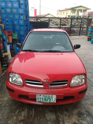 Nissan Micra 2002 Red   Cars for sale in Oyo State, Ibadan