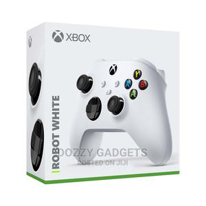 Xbox Series X Wireless Controller – Robot White   Video Game Consoles for sale in Lagos State, Ikeja