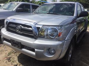 Toyota Tacoma 2008 4x4 Access Cab Silver | Cars for sale in Lagos State, Amuwo-Odofin