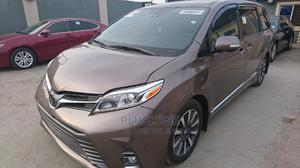 Toyota Sienna 2018 Limited (3.5L 6cyl 8A) Brown | Cars for sale in Lagos State, Isolo