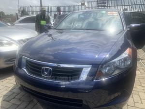 Honda Accord 2009 2.4 Blue | Cars for sale in Lagos State, Ikeja