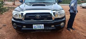 Toyota Tacoma 2008 4x4 Double Cab Black | Cars for sale in Oyo State, Egbeda