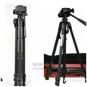 Weifeng WT-3560 Tripod For SLR Camera DV Professional. | Accessories & Supplies for Electronics for sale in Abuja (FCT) State, Wuse 2