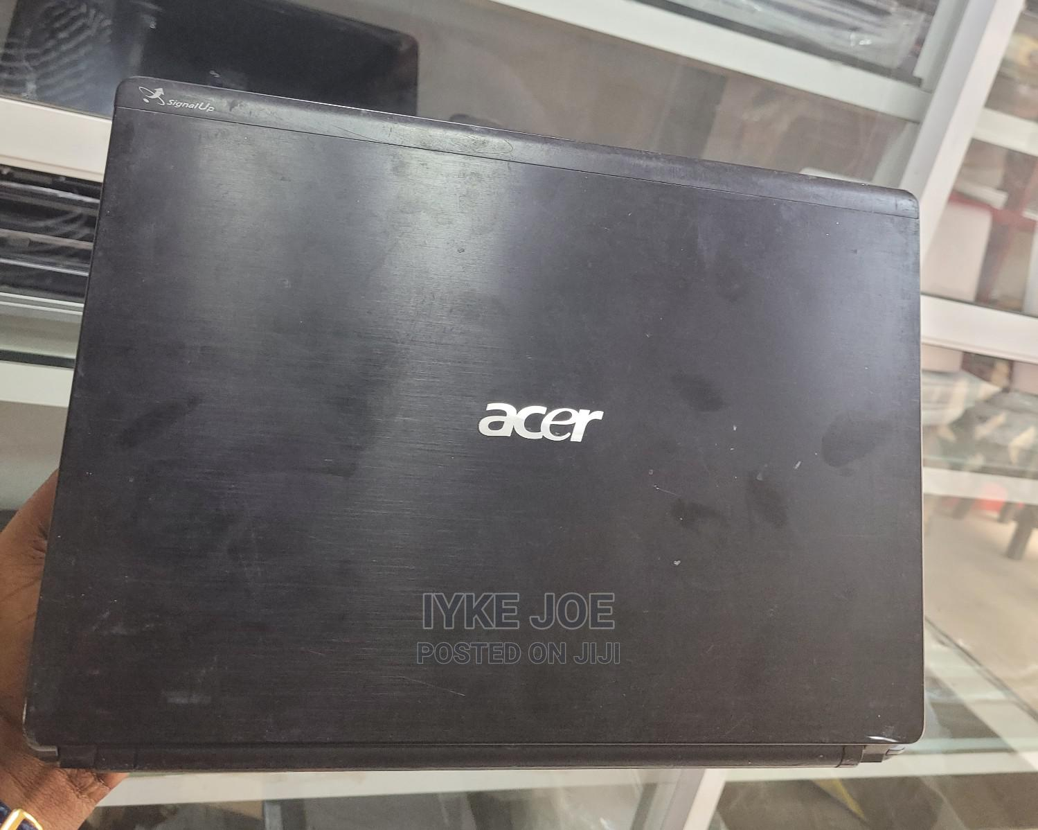 Archive: Laptop Acer Aspire 4820T 4GB Intel Core I3 HDD 320GB