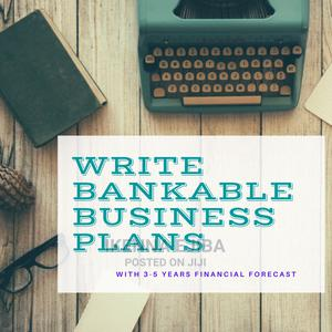 Business Plan Writing With Financial Forecast | Tax & Financial Services for sale in Abuja (FCT) State, Garki 2