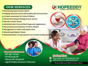 Home Care Services | Health & Beauty Services for sale in Lagos State, Isolo
