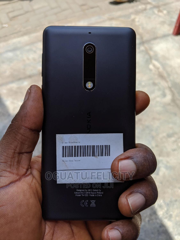 Nokia 5 16 GB Black | Mobile Phones for sale in Ikeja, Lagos State, Nigeria