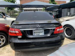 Mercedes-Benz E350 2013 Black | Cars for sale in Lagos State, Ikeja