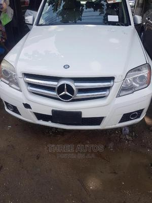 Mercedes-Benz GLK-Class 2010 350 White | Cars for sale in Lagos State, Ikeja
