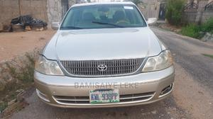 Toyota Avalon 2001 XL Buckets Gold   Cars for sale in Abuja (FCT) State, Kubwa
