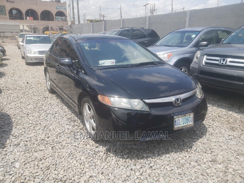 Archive: Honda Civic 2008 Black