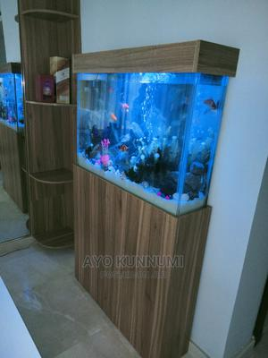 Standing Aquarium   Fish for sale in Lagos State, Lekki