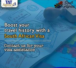 Process Your South African Tourist Visa   Travel Agents & Tours for sale in Lagos State, Lekki