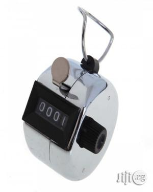 Hand-held 4 Digit Tally Counter | Store Equipment for sale in Lagos State, Amuwo-Odofin