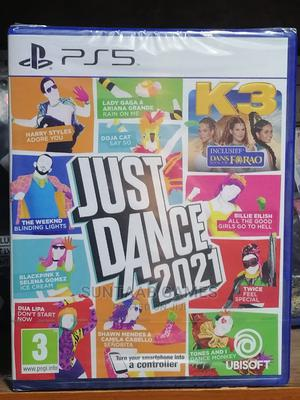 Just Dance 2021 (PS5) | Video Games for sale in Lagos State, Lagos Island (Eko)