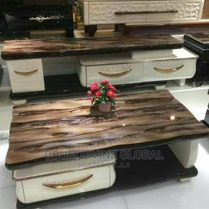 TV Stand With Centre Table | Furniture for sale in Abuja (FCT) State, Gwarinpa