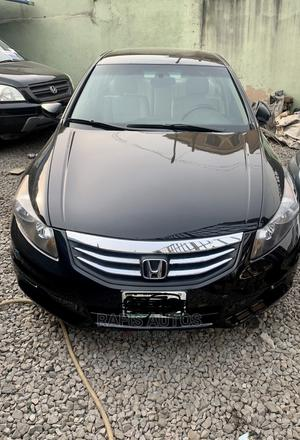 Honda Accord 2008 Black | Cars for sale in Lagos State, Yaba