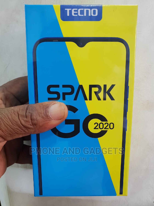 Archive: New Tecno Spark Go 2020 32 GB Blue