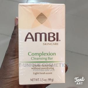Ambi Skincare Complexion Cleansing Bar | Bath & Body for sale in Lagos State, Ikorodu