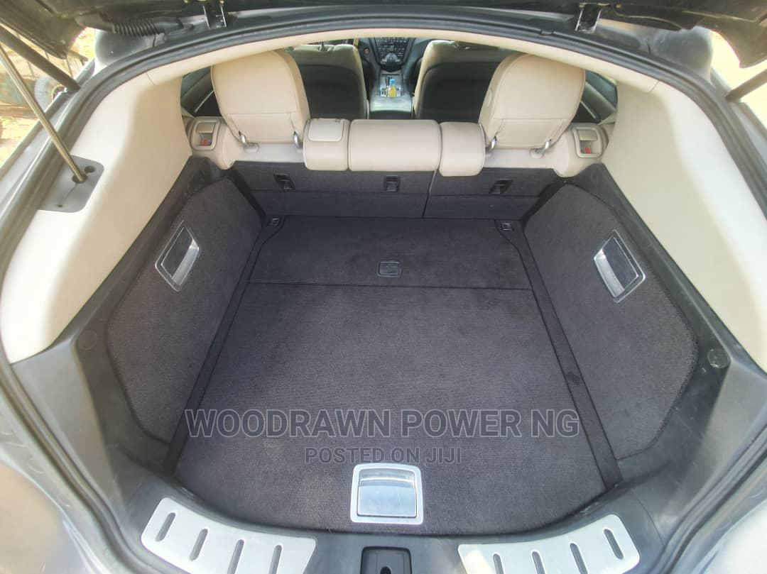 Archive: Acura ZDX 2010 Base AWD Gray
