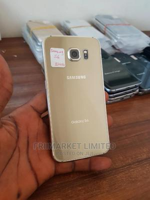 Samsung Galaxy S6 32 GB Gold | Mobile Phones for sale in Edo State, Ekpoma