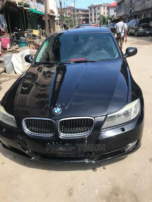 BMW 328i 2011 Black | Cars for sale in Lagos State, Surulere