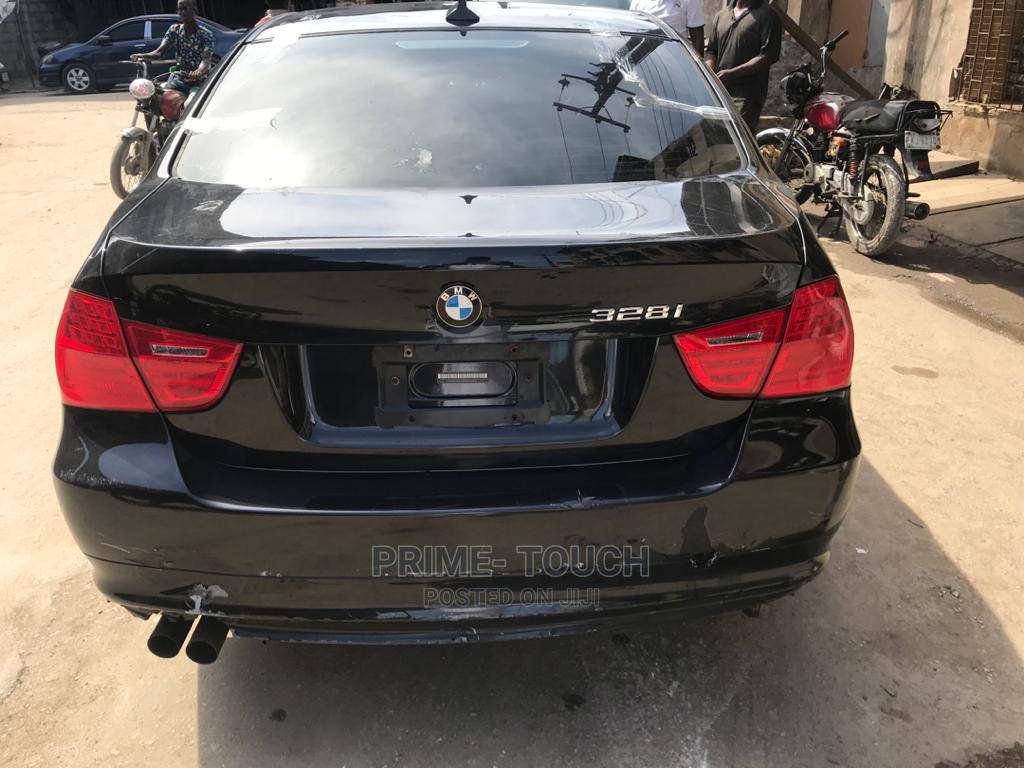 BMW 328i 2011 Black | Cars for sale in Surulere, Lagos State, Nigeria