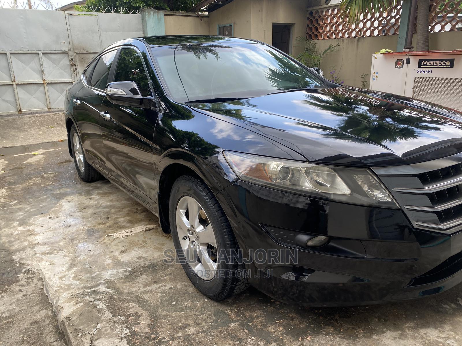 Honda Accord CrossTour 2011 EX-L AWD Black   Cars for sale in Kosofe, Lagos State, Nigeria