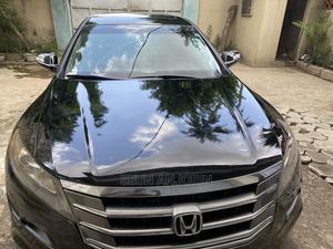 Honda Accord Crosstour 2011 EX-L AWD Black | Cars for sale in Lagos State, Kosofe