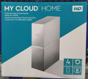 Wd My Cloud Home 4tb | Computer Hardware for sale in Lagos State, Ikeja