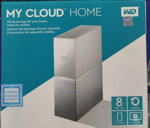 Wd My Cloud Home 8tb | Computer Hardware for sale in Lagos State, Ikeja